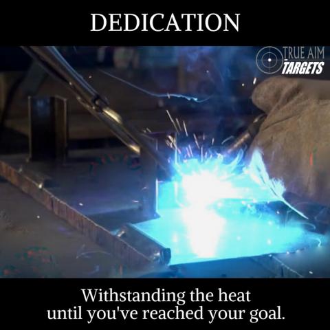 definition of dedication