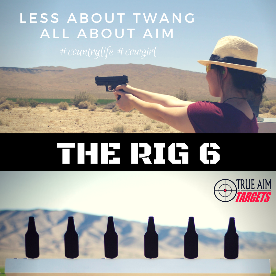 The RIG 6 cowgirl