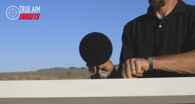 True Aim Targets THE RIG 6 Interchangeable Targets