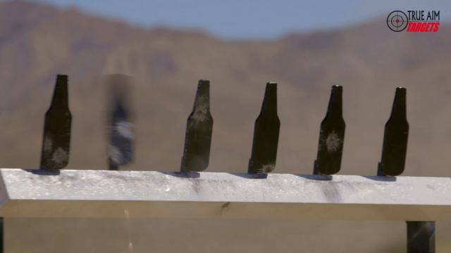 True Aim Targets Bottle Targets