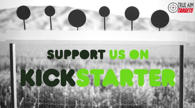 True Aim Targets The RIG 6 support us on Kickstarter