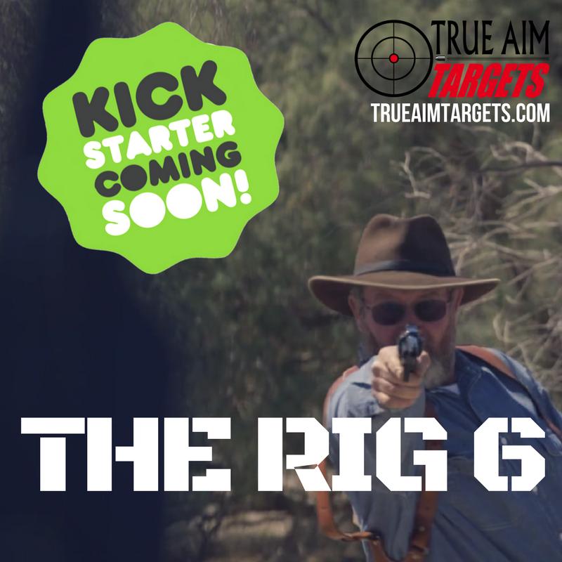 True Aim Targets The RIG 6 Kickstarter Coming Soon Cowboy