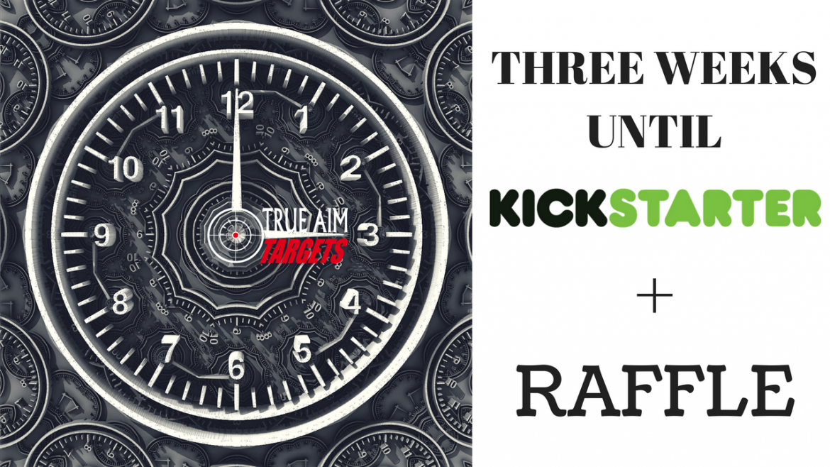 Kickstarter Raffle True Aim Targets The RIG 6